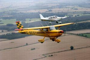 Douglas Cairns planes