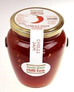 Large Chilli Jam