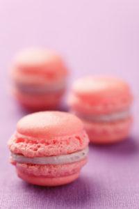 Pink Madelienes