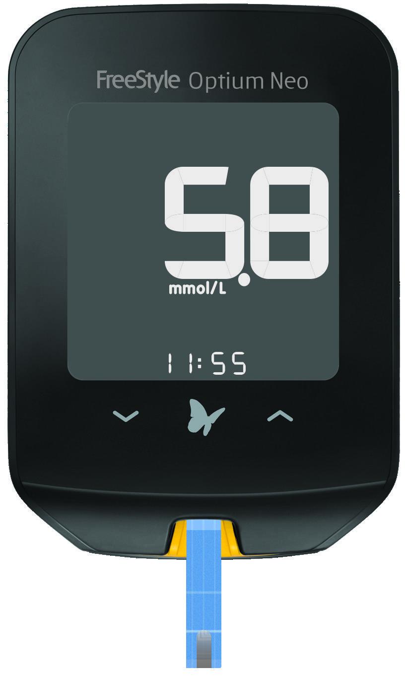 Freestyle Optium Neo Blood Test Meter