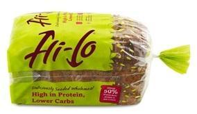 Hi Lo bread
