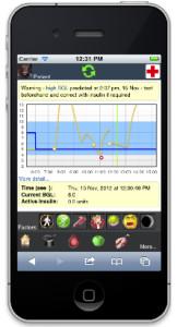 Screengrab Manage BGL