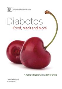 IDDT recipe book