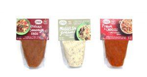 G'Nosh sauce packets