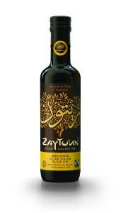 Zaytoun Fairtrade Products