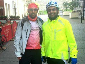 Patels Pedal Power for Diabetes