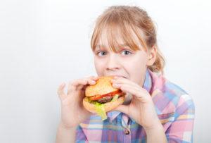 Junk Food Too Tempting For Children