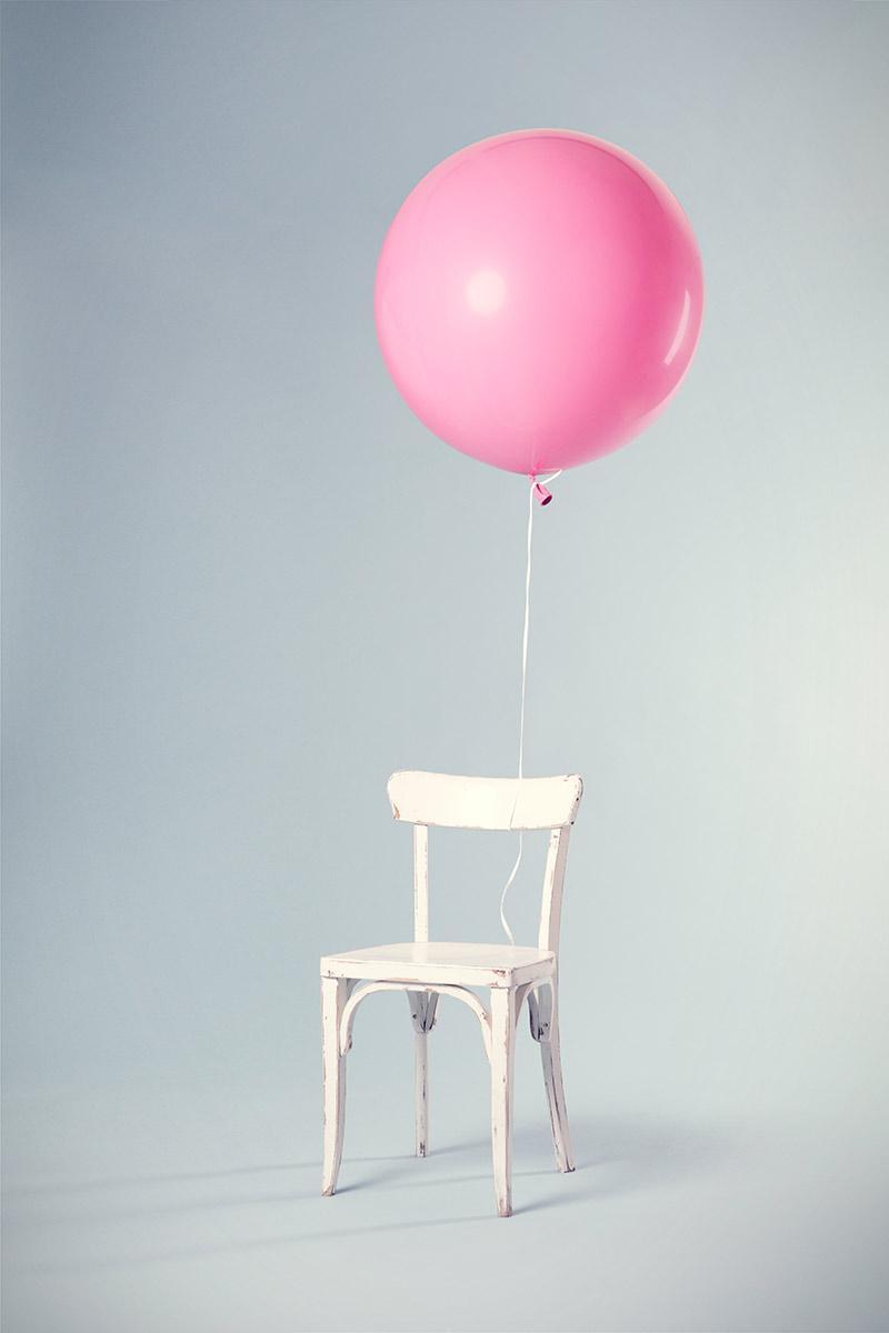 Pink Ballon